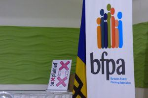 One of the sponsors of Barbados FPA's first regional sexual and reproductive health conference - 24-25 June 2017 - Bridgetown, Barbados