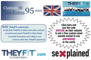 TheyFit Condoms and Sexplained